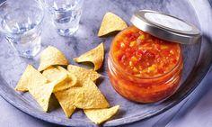 Tomaten-Paprika-Salsa Rezept | Dr. Oetker