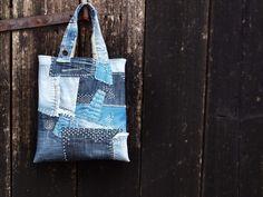 sashiko Ted Baker, Reusable Tote Bags