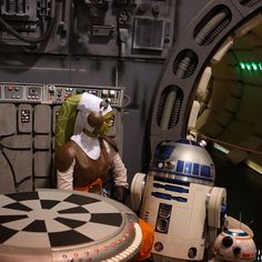 Hera has a way with droids. #StarWarsRebels #SWCA...