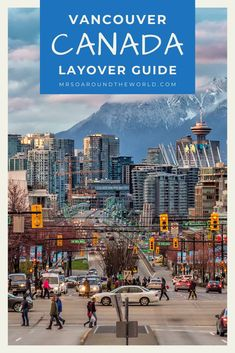 Lux StopOver: 18 Hours in Vancouver, Canada | The ultimate 18 hour guide to Vancouver, Canada. Things to do from where to find the best food, downtown's best tourist attraction Stanley Park and high end shopping stops. Where to stay in the city including luxury options. | Mrs O Around the World #Travel #Vancouver #VancouverCanada #VancouverTravel | vancouver canada things to do in | canada travel vancouver | vancouver canada hotels Travel Around The World, Around The Worlds, Vancouver Travel, Stanley Park, 18 Hours, Canada Travel, Summer Travel, Luxury Travel, Dream Vacations