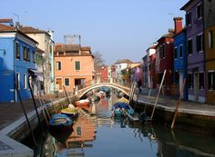 Burano certainly seems to an outsider like a cheerful place to live or visit. Description from urbanpeek.com. I searched for this on bing.com/images