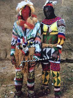 Akaya masquerade, Nkarasi Village, 2004 - Phyllis Galembo
