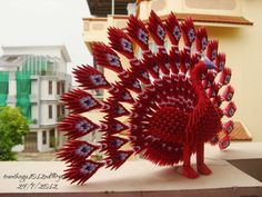 3D Origami Patterns | 3d origami peacocks.jpg 3d origami lotus vase1.jpg »