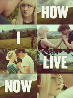How I Live Now In Theatres and On iTunes 11/8 from Magnolia Pictures.