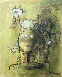 Cuban Art Wifredo Lam