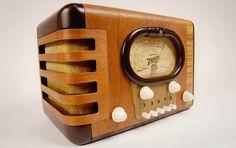 Zenith 1939 Tabletop Radio