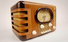 Zenith 1939 Tabletop Radio