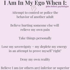 """Dr. Nicole LePera on Instagram: """"The ego is the voice within our minds that creates stories about who we are, who other people are, + the world around us. The ego assigns…"""""""