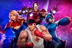 Marvel vs. Capcom: Infinite - CPY