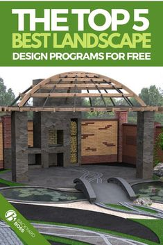 The Top 5 Best Landscape Design Programs For Free Check out some of the best landscape design software free and easy to use at home. Design and play around with your ideas before committing to any landscaping projects.