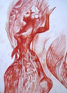 Soprano do Morro sanguínea by Danillo Sena for sale
