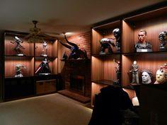 Great statue room