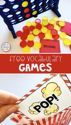 10 Games to Play with any Vocabulary Words - Not So Wimpy Teacher