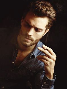 Jamie Dornan from Once Upon A Time (The Huntsman/Sheriff Graham) <3