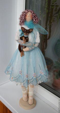 Купить Кукла тильда Милана (сделана на заказ) - кукла ручной работы, кукла Тильда