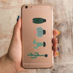 Don't you hate it when you have put on a phone case on iPhones? If you are the one who loves Apple designs, but wanting to have uniqueness to your phone, this is it! Strongly recommended for those who