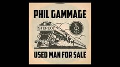 """Phil Gammage """"Lost in Loserville"""" official audio"""
