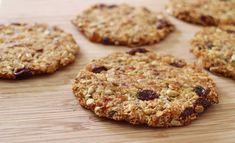 Priaznivci zdravého životného štýlu ocenia tieto jednoduché a ľahké sušienky..