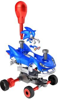 Erector Sonic the Hedgehog Construction Set - Sonic and Speed Star- Toys R Us