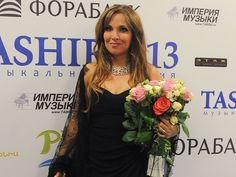 La chanteuse Hélène Ségara en mai 2013