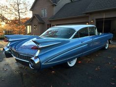 1959 Cadillac Series 60 Fleetwood - Click to see full-size photo viewer