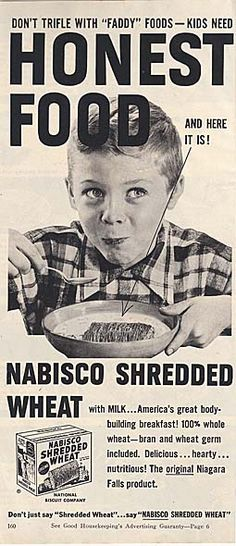 Nabisco Ad August 1953 Good Housekeeping | Vintage: Product ...