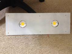 DIY 60w LED COB light