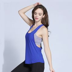 4438c77ff0 Women's Sleeveless T-Shirt for Sport Price: 17.67 & FREE Shipping  #hashtag3