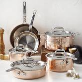 All-Clad Copper Core 15-Piece Cookware Set
