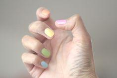Vernis à ongles pastels en vente ici http://www.pyramideauxbijoux.com/recherche/vernis-a-ongles-pastel/