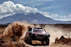 #Dakar2016 #Peugeot2008DKR