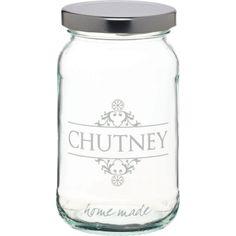 Hm 'Chutney' Preserve Jar 1Lb | Hobbycraft