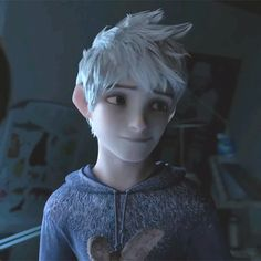 that look!!! | rise of the guardians | jack frost | rotg
