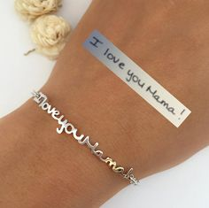 A persons signature as well as their own hand writing is unique! Its the best memorial gift for someone you care about. This Season, lets surprise the person in your heart by turning a gift into a surprise personalized memorial gift.  Simply send us a clear close-up picture of somebodys signature or hand writing to our Etsy account or email it to bigejewelry [!at] gmail.com and we will take care of the rest. You may use your phone, camera, or scanner to capture the picture  This very…