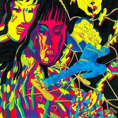 Freeform Music- Eclectic music guide, review, links and other misc.: Thee Oh-Sees - Drop 2015 Review