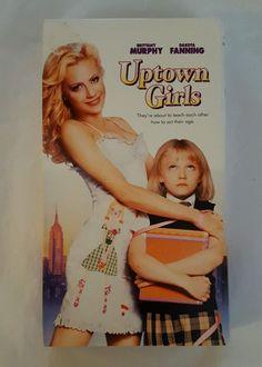 Uptown Girls (VHS, 2004) Brittany Murphy, Dakota Fanning in DVDs & Movies, VHS Tapes | eBay