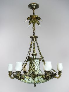Horse chandelier equestrian leather horse brass pan chandelier monumental bronze fish scale chandelier 16 light aloadofball Image collections