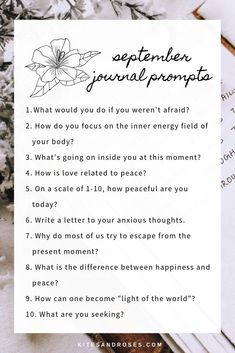 This month's journal prompts will help you make sense of everything in your life, make you learn more about yourself, and it will also help you unlock your inner complexities.