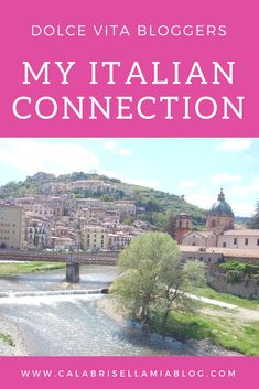 Sharing my personal story of my connection to Italy.  This blog post is part of Dolce Vita Bloggers. We are a group of bloggers sharing our thoughts on Italian culture.