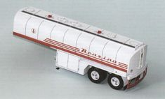 ZTS CN 23 TO Tank Trailer Free Paper Model Download - http://www.papercraftsquare.com/zts-cn-23-to-tank-trailer-free-paper-model-download.html#132, #Trailer, #ZTSCN23TO
