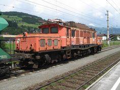 ÖBB 1020 001 at Kirchberg in Tirol
