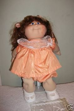 Dolls Dynamic Brand New Unopened Cabbage Patch Kids Vintage Xavier Roberts Dolls & Bears