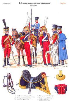 Chevau-Legers Lancier 1810-1815 (pl 68) 1