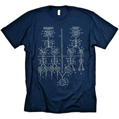 Meiosis Sex Science Tshirt Graphic Tee MENS Shirt by nonfictiontees, $15.00 MEN'S SIZE SMALL