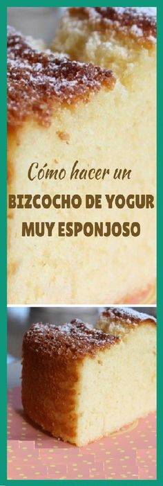 Cocina – Recetas y Consejos Mexican Food Recipes, Sweet Recipes, Cake Recipes, Dessert Recipes, Un Cake, Pan Dulce, Sweet Cakes, Cakes And More, Cupcake Cakes