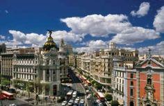 Great Holiday Destination, Madrid