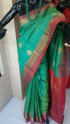 Silk Saree Blouse Designs, Sari Blouse, Ethnic Sarees, Indian Sarees, Soft Silk Sarees, Cotton Saree, Indian Dresses, Indian Outfits, South Indian Weddings