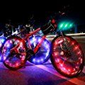 Cheap luces led bicicleta, Buy Quality led bicicleta directly from China bike accessories Suppliers: 20 LED Colorful Bicycle Lights Mountain Bike Light Cycling Spoke Wheel Lamp Bike Accessories Luces Led Bicicleta Bisiklet Bicycle Spokes, Bicycle Wheel, Bicycle Tires, Cool Bicycles, Cool Bikes, Mountain Bike Lights, Rim Light, Light Blue, Bicycle Lights