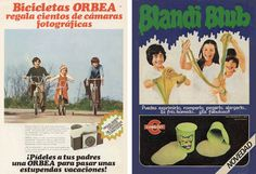 Bicicletas Orbea, 1975  Blandi Blub, 1978