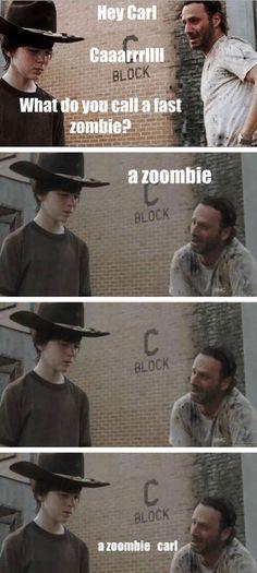 Walking Dead Jokes Never Get Old